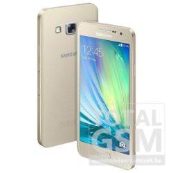Samsung A300FU Galaxy A3 16GB arany mobiltelefon