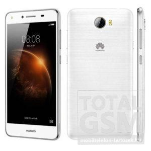Huawei Y5-2 LTE Dual SIM fehér mobiltelefon