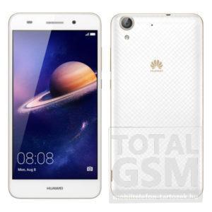 Huawei Y6-2 LTE Dual SIM fehér mobiltelefon