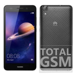 Huawei Y6-2 LTE Dual SIM fekete mobiltelefon