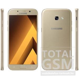Samsung A520F Galaxy A5 2017 32GB arany mobiltelefon