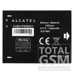 Alcatel CAB31P0000C1 gyári bontott új állapotú akkumulátor 1300mAh