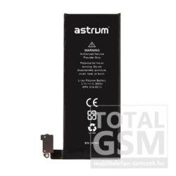 Astrum AIP4G Apple iPhone 4G kompatibilis APN független akkumulátor 1420mAh