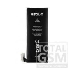 Astrum AIP5G Apple iPhone 5 kompatibilis APN független akkumulátor 1440mAh