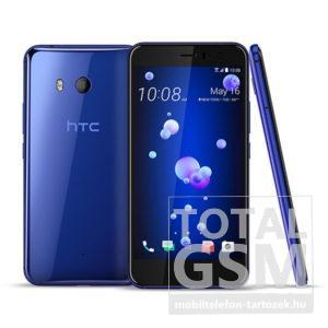 HTC U11 64GB Dual Sim kék mobiltelefon