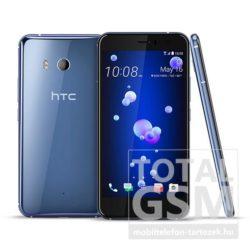 HTC U11 64GB Dual Sim ezüst mobiltelefon