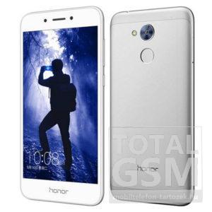 Huawei Honor 6A 16GB LTE Dual Sim ezüst mobiltelefon