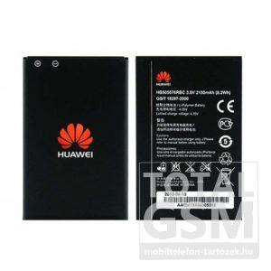 Huawei Ascend Y3 II / G700 / G710 HB505076RBC gyári akkumulátor 2100mAh