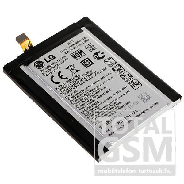 LG G2 BL-T7 gyári akkumulátor 3000mAh