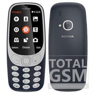 Nokia 3310 (2017) kék mobiltelefon