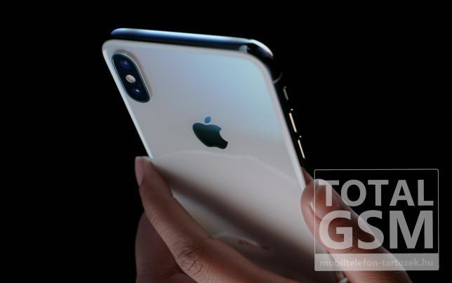 Apple iPhone X Új Kártyafüggetlen Mobiltelefon www.mobiltelefon-tartozek.hu