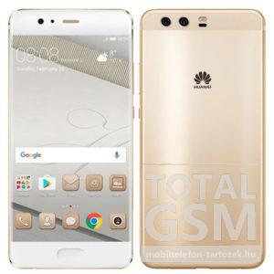 Huawei Ascend P10 Plus LTE Dual SIM 128GB (6GB RAM) arany mobiltelefon