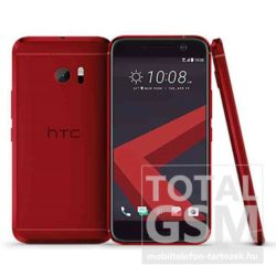 HTC 10 piros mobiltelefon