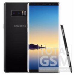 Samsung N950F Galaxy Note 8 64GB Dual SIM fekete mobiltelefon