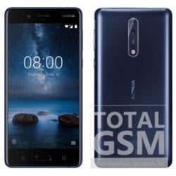 Nokia 8 kék mobiltelefon