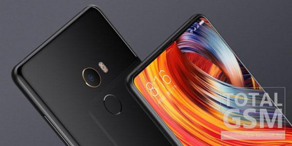 Xiaomi Mi Mix 2 Új Kártyafüggetlen Mobiltelefon www.mobiltelefon-tartozek.hu