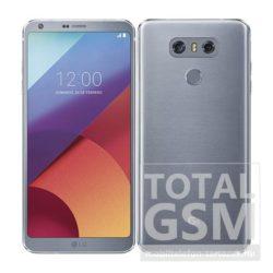 LG G6 H870 32GB szürke mobiltelefon