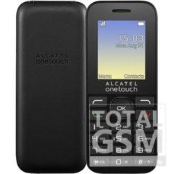 Alcatel One Touch 1016G fekete mobiltelefon