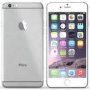 Apple iPhone 6 Plus 16GB ezüst / silver mobiltelefon