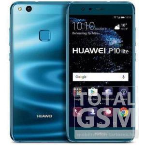 Huawei P10 Lite 32GB 3GB RAM kék mobiltelefon