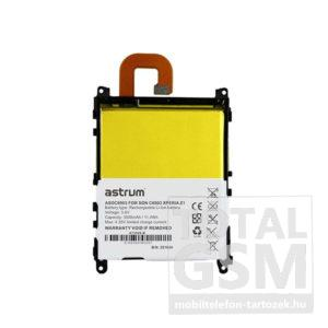Astrum ASOC6903 Sony C6903 Xperia Z1 kompatibilis akkumulátor 3000mAh