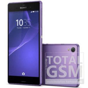 Sony D6603 Xperia Z3 Lila / Purple mobiltelefon