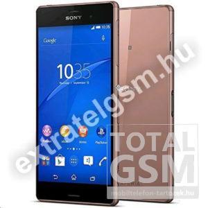Sony D6633 Xperia Z3 Dual Sim Bronz / Copper mobiltelefon