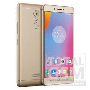 Lenovo K6 Note 32GB Dual Sim arany mobiltelefon
