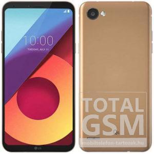 LG M700N Q6 32GB fekete-arany mobiltelefon