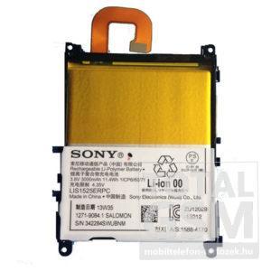 Sony C6903 Xperia Z1 gyári akkumulátor 3000mAh LIS1525ERPC3