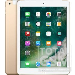Apple iPad 9.7 (2017) 128GB Cellular Arany / Gold Tablet