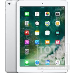 Apple iPad 9.7 (2017) 128GB Cellular Ezüst / Silver Tablet