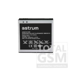 Astrum AS9070 Samsung I9070 Galaxy S Advance EB535151VU kompatibilis akkumulátor 1200mAh