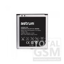 Astrum AS9500 Samsung I9500 Galaxy S4 B600BC kompatibilis akkumulátor 2800mAh