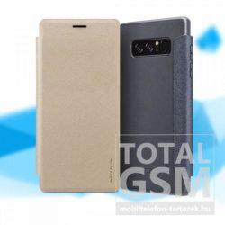 Samsung N950F Galaxy Note 8 Nillkin Sparkle Notesz Bőr Flip Tok