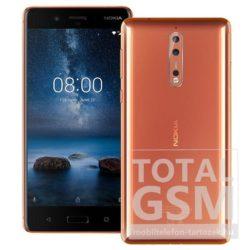 Nokia 8 bronz mobiltelefon