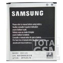 Samsung I9500 Galaxy S4 B600BC gyári akkumulátor 2600mAh