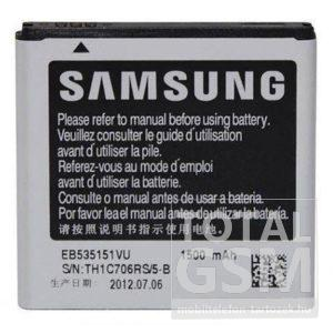 Samsung I9070 Galaxy S Advance EB535151VU gyári akkumulátor 1500mAh