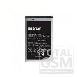 Astrum ANOBL5CA Nokia 2310 / 6030 BL-5CA kompatibilis akkumulátor 1050mAh