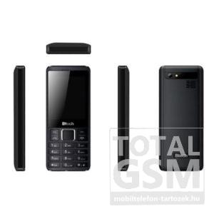 Btech BGF-1030 fekete mobiltelefon