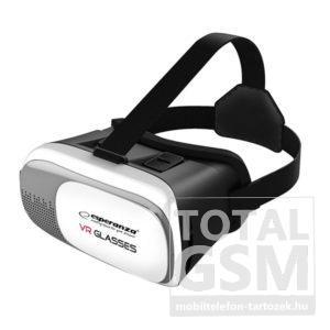 """Esperanza VR300 3D virtuális valóság szemüveg okostelefonokhoz, 3.5""""-6"""""""