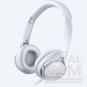 Sony MDR-10RC Fejhallgató Fehér-Ezüst