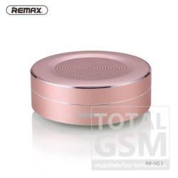 Remax RB-M13 Bluetooth Hangszóró Rose Gold