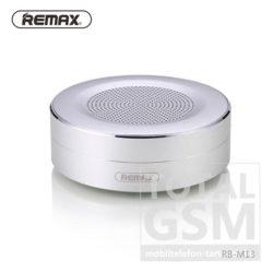 Remax RB-M13 Bluetooth Hangszóró Ezüst