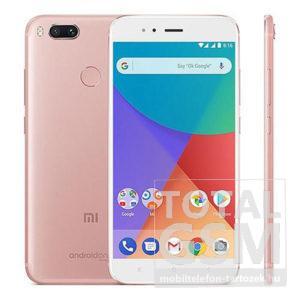 Xiaomi Mi A1 32GB Dual Sim Rose Gold mobiltelefon