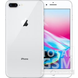 Apple iPhone 8 Plus 256GB Fehér / Silver mobiltelefon