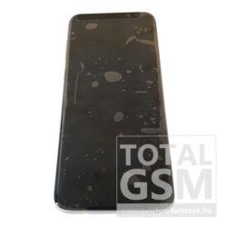 Samsung G955F Galaxy S8 Plus 64GB ezüst mobiltelefon