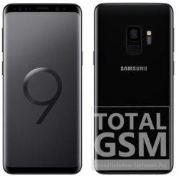 Samsung G960F Galaxy S9 Dual Sim 64GB fekete mobiltelefon