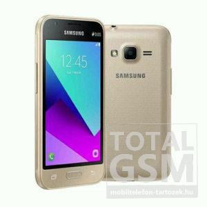 Samsung J106H Galaxy J1 Mini Prime Dual Sim arany mobiltelefon