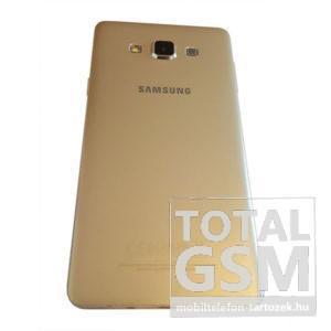 Samsung A700F Galaxy A7 2015 16GB Arany Mobiltelefon